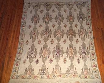 Konya Kilim Anatolian Turkish Rug