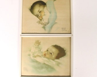 2 Vintage prints in list of Bessie Peage Lutmann