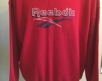 Reebok sweatshirt L