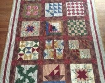 Unique Country-Style Quilt