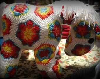 Crochet Horsey