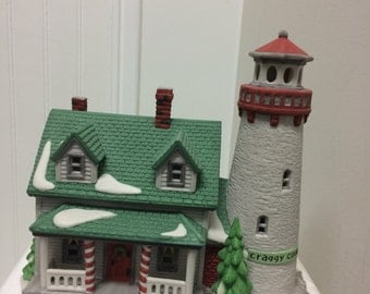 Dept 56 Craggy Cove Lighthouse
