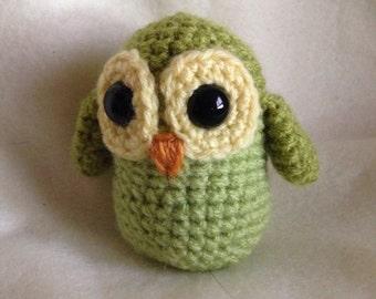 Crocheted animal Vigo Bird