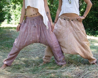 Afghan Baggy Trousers Khadi