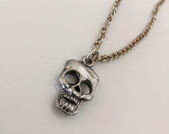 """18"""" Skull Necklace"""