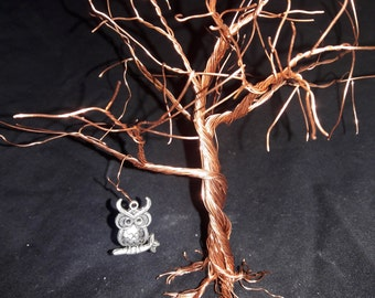 copper and owl tree