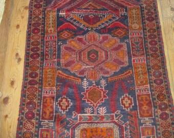 Oriental prayer rug
