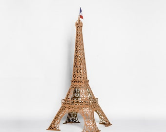 Great Eiffel tower in a kit - 2 meters high