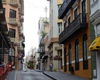 Photo of Old San Juan