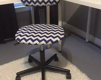 Zig Zag Modern Desk Chairs