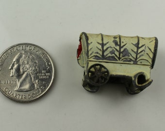 Vintage Brass Stagecoach Wagon Finding