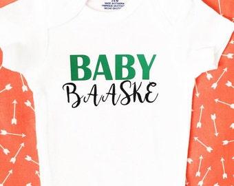 Baby (last name) Onesie, Cute Baby Onesie, Baby Onesie, Baby Shower Gift, Last Name Baby Onesie