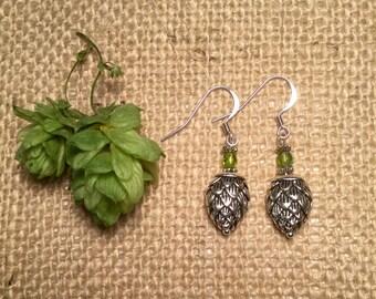 Hop earrings