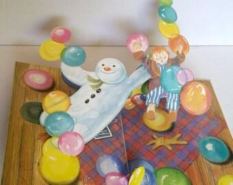 The Snowman Pop-Up Book