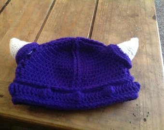 Toddler-child's  Viking hat