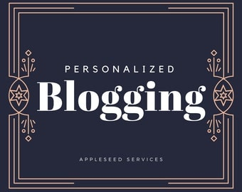 Blog & Content Writing