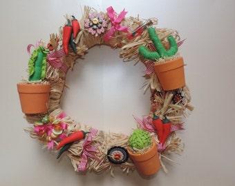 Wreath - Mexican