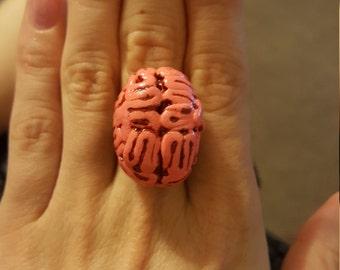 Feelin' Brainy ring