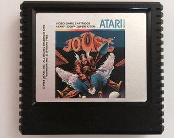 Joust Game Cartridge for Atari 5200
