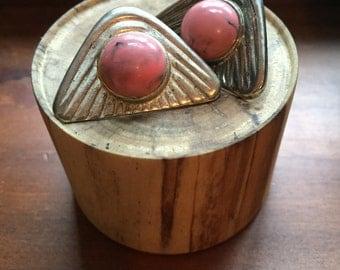 UFO earrings (sort of!)