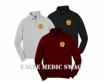 Men's Sweatshirt, Army, Medic, Three colors available