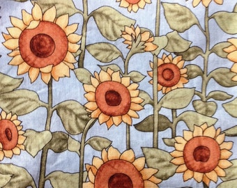 Sunflower - American Harvest, Teresa Kogut Fat Quarter, Quilting Cotton