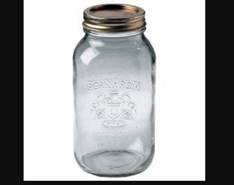 1.9 L Recipe in a Jar