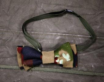 Alpine meadows Bow Tie