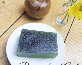Poppyseed & Apple Handmade Soap