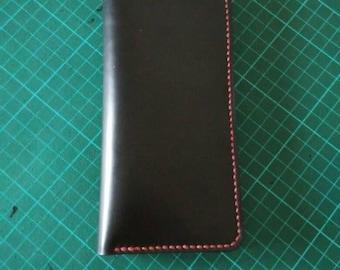 Long wallet handmade, handmade wallet, custom wallet, men wallet, unisex wallet