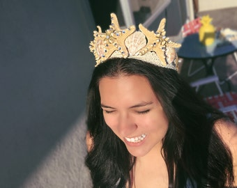 The Kaytlyn Mermaid Crown