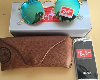Ray Ban round sunglasses 50mm
