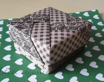 Origami box midi fnatasy choco1-choco3