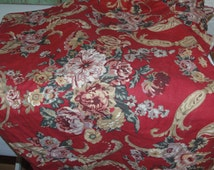Ruffled Ralph Lauren king sham pillow case Aylesbury pillowcase floral