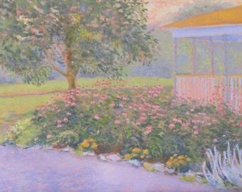 Lavender Fields Porch