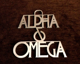 "Names of Jesus: ""Alpha & Omega"""