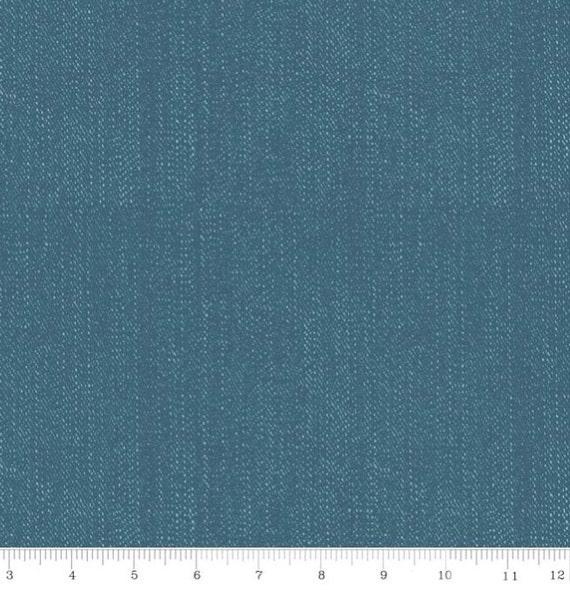 Navy Knit- Luck Star Denim Navy Knit