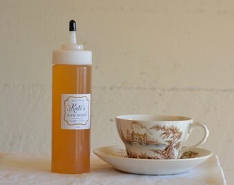 Kate's Raw Honey - Squeeze Bottle