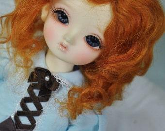 CODENOiR - BJD wig 6-7 inch CYW38 Mohair wig - MSD / YoSD/ Obitsu 50 / Angel Philia /