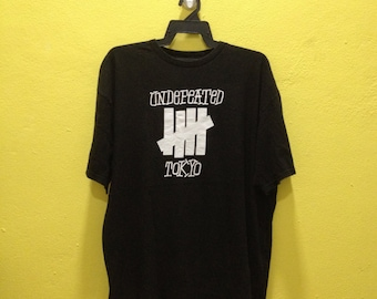 Undefeated Official Product T-Shirt Size XL