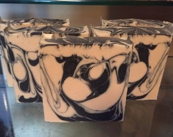 Large Handcrafted All-Natural Patchouli Goat's Milk Soap