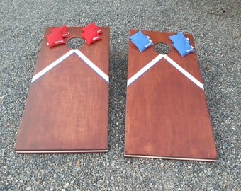 Cornhole Bean Bag Toss Game