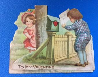 Vintage 1927 Valentine