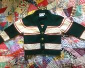 Little Challenger Vintage Toddler Cardigan
