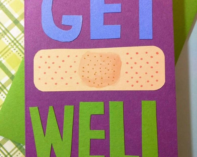 Get Well (Clover + Woodviolet) // Cards For Encouragement