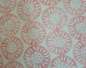 Bohemian Rooster Stencil by Susan Winget - Cotton Woven Fabric - 3 Yards