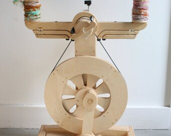 Echo SpinOlution Spinning Wheel, layaway available.