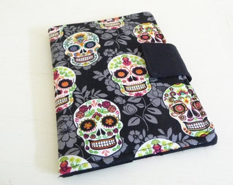 Sugar Skull Paperwhite Cover, Day of the Dead Kindle Touch Cover