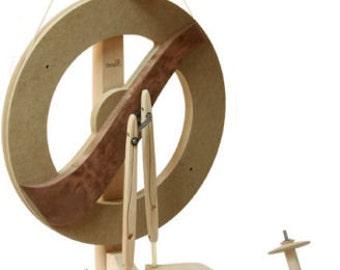 Kromski Fantasia Spinning Wheel Unfinished Special  Bonus