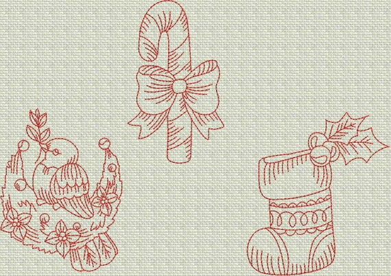 Items similar to instant download vintage christmas in
